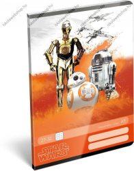 Star Wars Robot szótárfüzet A5