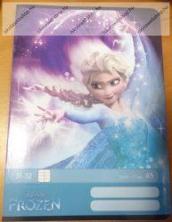 Frozen/Jégvarázs szótárfüzet, A5