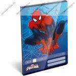 Spider Man/Pókember pókháló 3. osztályos vonalas füzet, A5/12-32