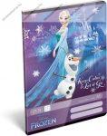 Frozen/Jégvarázs - Keep Calm felsős vonalas füzet A5