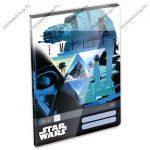 Star Wars Empire felsős vonalas füzet A5