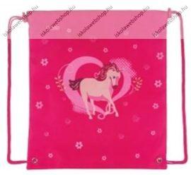 Herlitz sportzsák/tornazsák, Girls, Lovas/Lovely horse